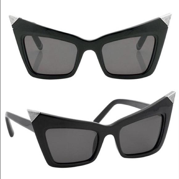 8917d0c98a Alexander Wang Accessories - Alexander Wang by Linda Farrow cat eye  sunglasses